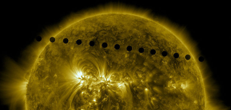 Transit of Venus in June 2012: a Lifetime Chance for Sky Watchers
