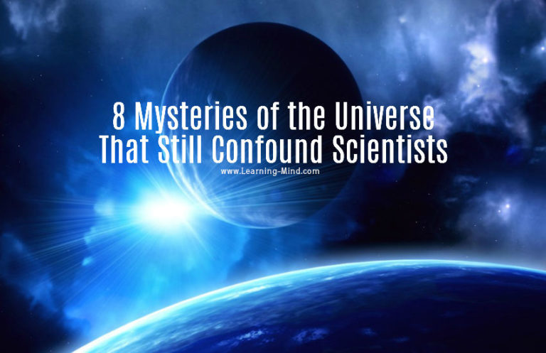 8 Mysteries of the Universe That Still Confront Scientists