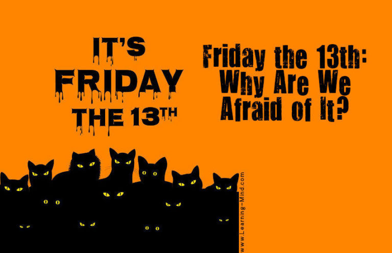 Friday the 13th: Why Are We Afraid of It?