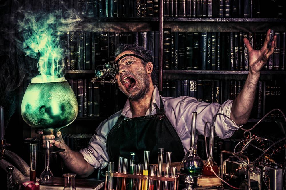 weirdest scientific experiments
