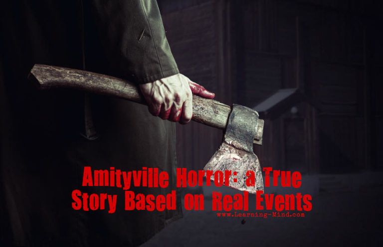 Amityville Horror: a Creepy Story Based on Real Events