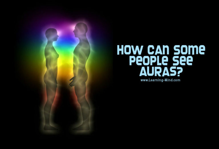 How Can Some People See Auras?