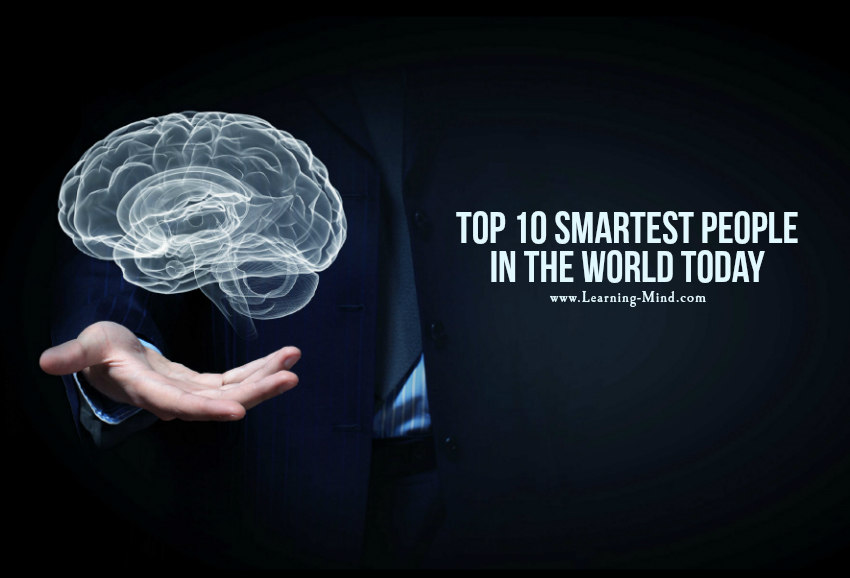 Smartest People in the World