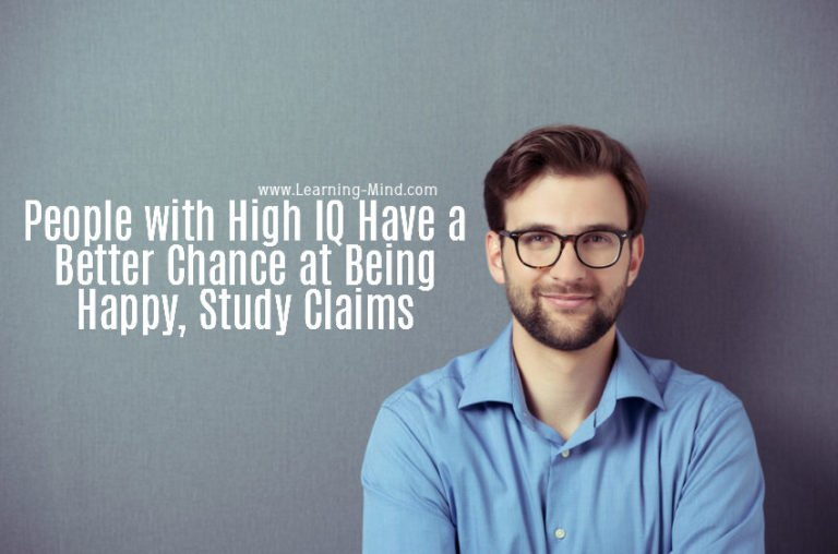 People with High IQ Have a Better Chance at Being Happy, Study Claims