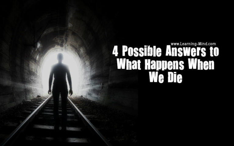 What Happens When We Die? 4 Possible Answers