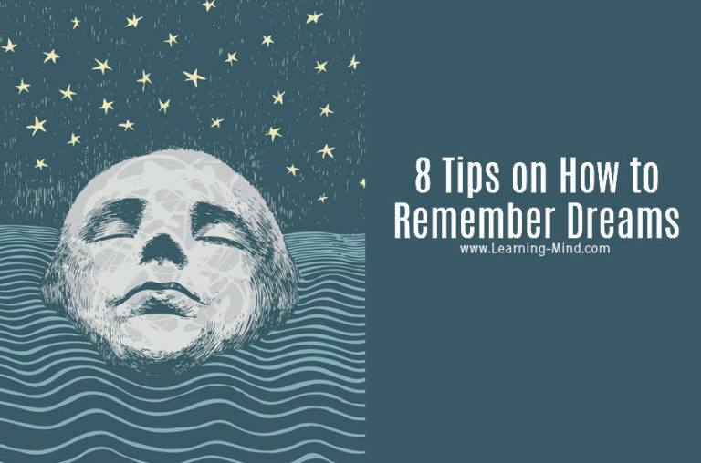 How to Remember Dreams with These 8 Tips
