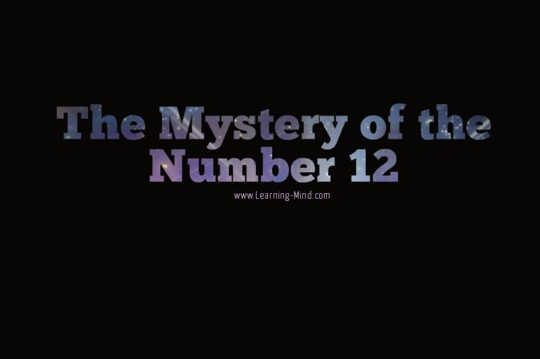 The Mystery of the Number 12 in Ancient Cultures