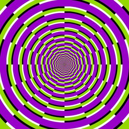 optical illusions motion