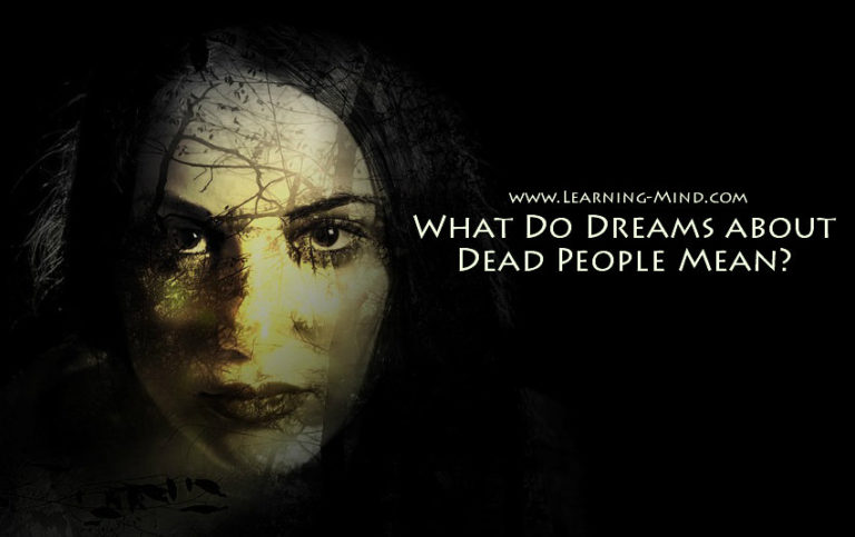 What Do Dreams about Dead People Mean?