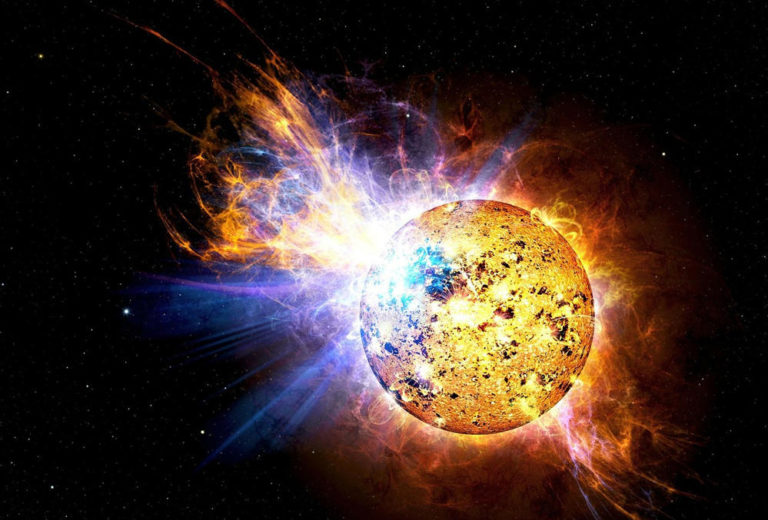 Sun Will Reverse Its Polarity Within the Next Three Weeks