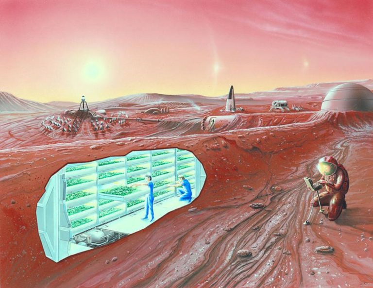 Mars Colonization: Prospects & Potential Dangers of the Red Planet