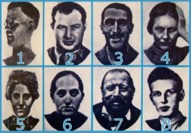 Szondi Test with Pictures That Will Reveal Your Deepest Hidden Self
