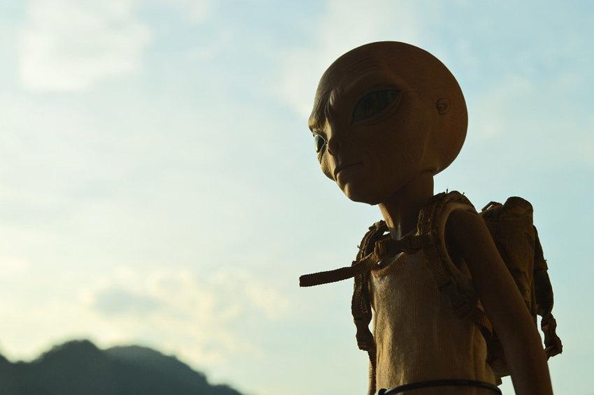 alien traits