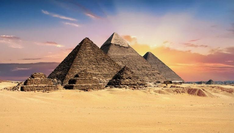 New Study Reveals the Secret of Egyptian Pyramid Construction
