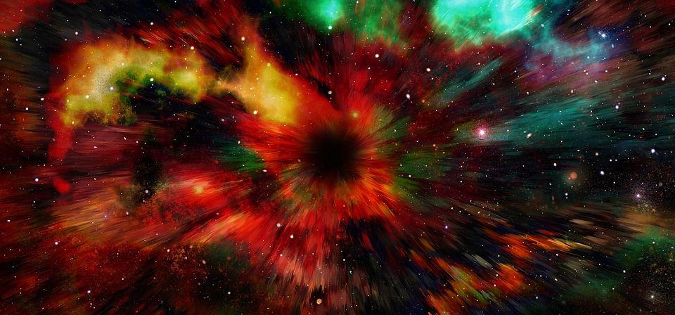 dark energy universe
