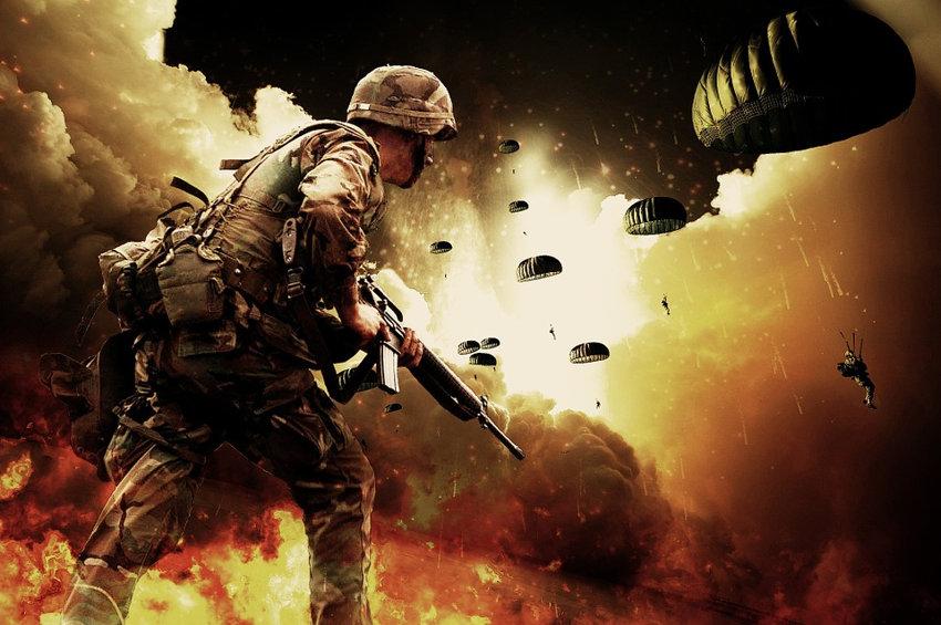 war human population control