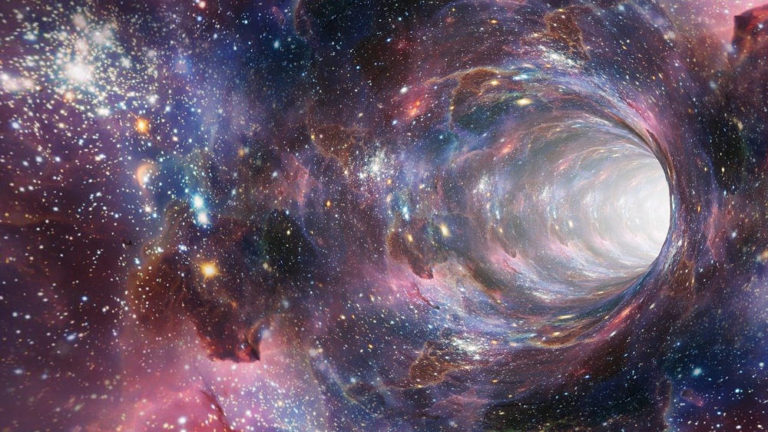 New Theory States Milky Way Might Be a Giant Wormhole