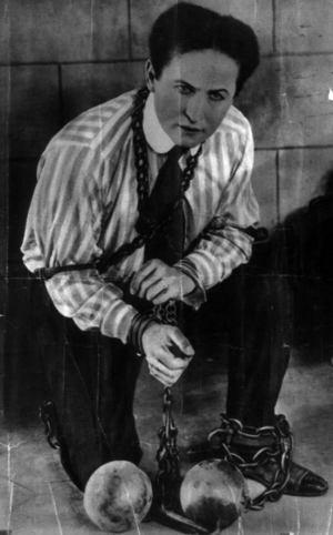 Harry Houdini last will