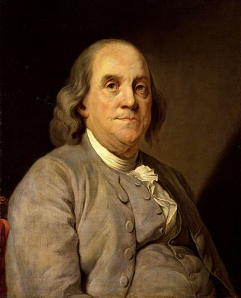 ben franklin last will