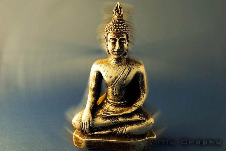 Ancient Buddha Statue Hides a Mummified Body Inside!
