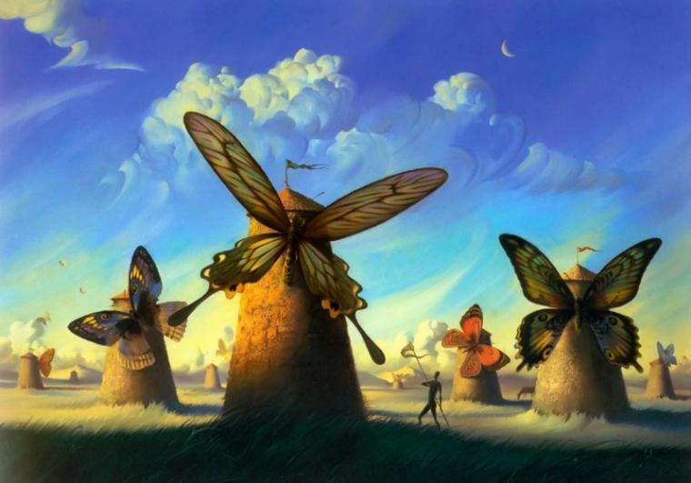 Incredible Surreal Paintings by Vladimir Kush Incredible-Surreal-Paintings-by-Vladimir-Kush