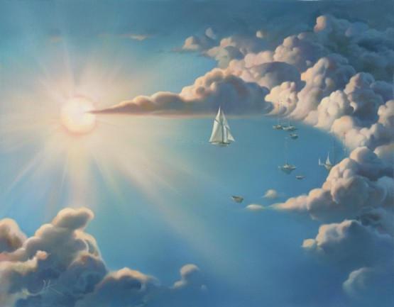 Incredible Surreal Paintings by Vladimir Kush Incredible-Surreal-Paintings-by-Vladimir-Kush13