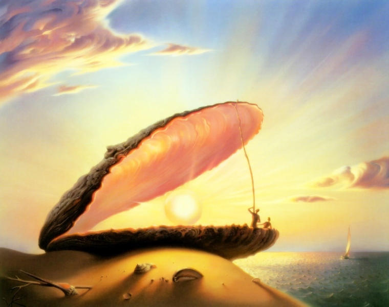 Incredible Surreal Paintings by Vladimir Kush Incredible-Surreal-Paintings-by-Vladimir-Kush3