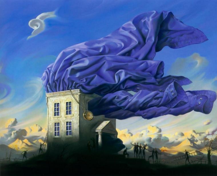 Incredible Surreal Paintings by Vladimir Kush Incredible-Surreal-Paintings-by-Vladimir-Kush4