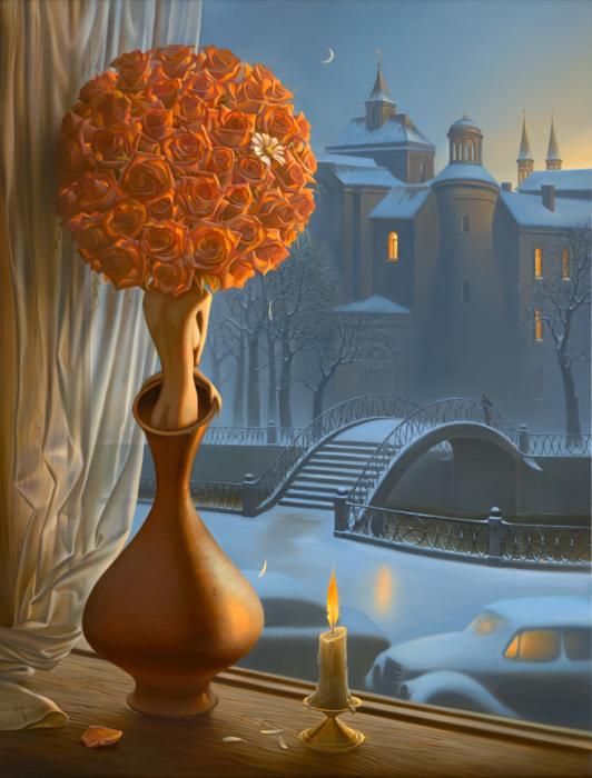 Incredible Surreal Paintings by Vladimir Kush Incredible-Surreal-Paintings-by-Vladimir-Kush5