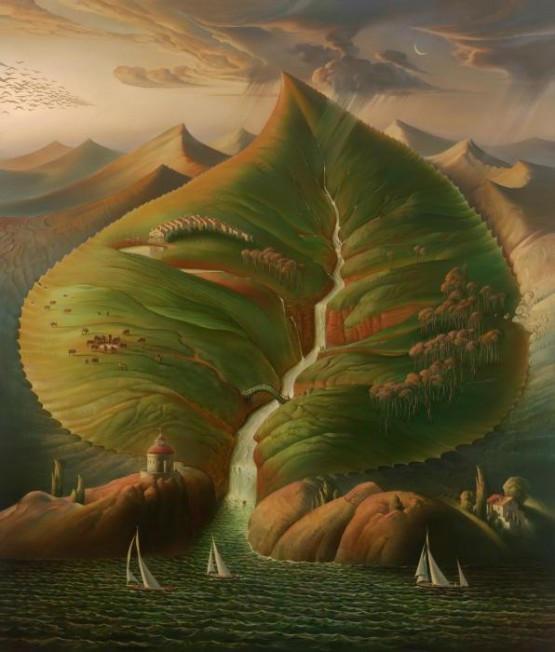 Incredible Surreal Paintings by Vladimir Kush Incredible-Surreal-Paintings-by-Vladimir-Kush7