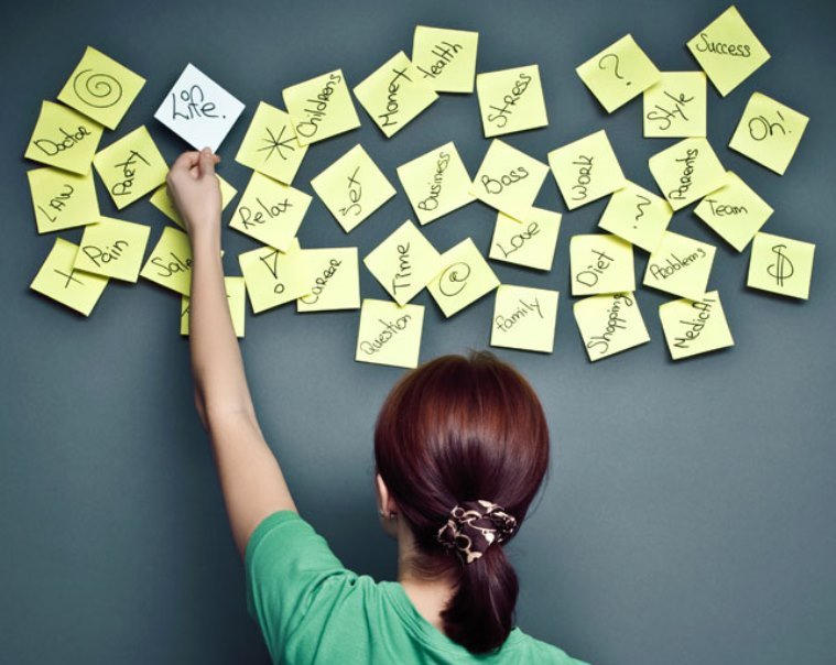 How to Become More Organized in Three Easy Ways