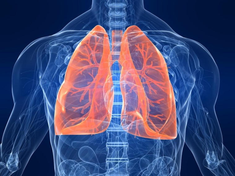 lungs lack of sleep