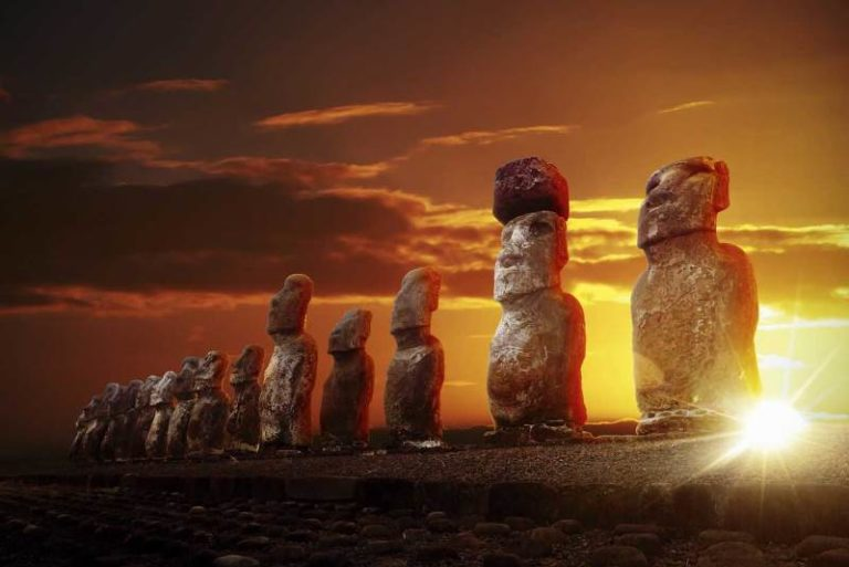 This May Be the Answer to the Mystery of Giant Easter Island Statues' Hats