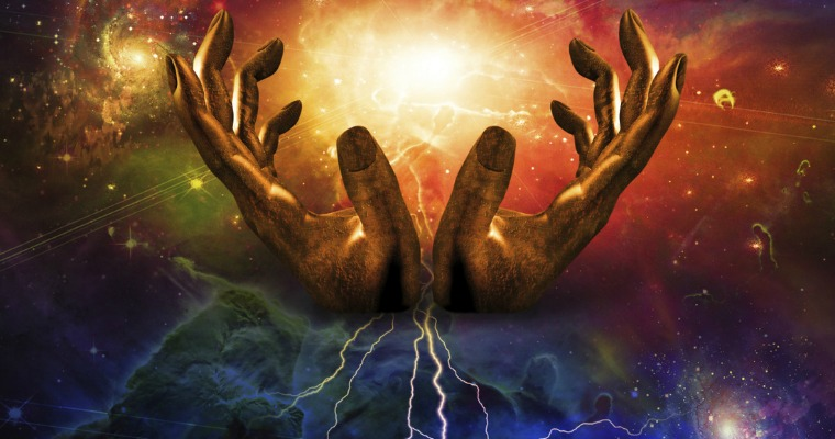 What If 'God' Is a Metaphor for Energy?