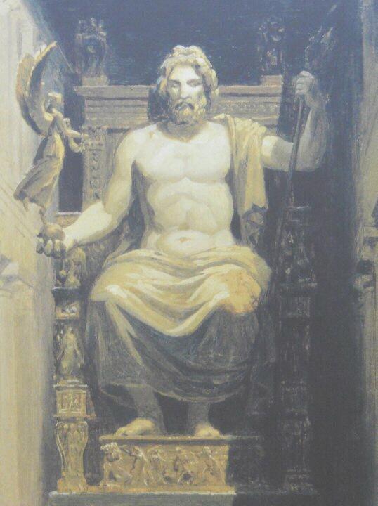 Zeus at Olympia