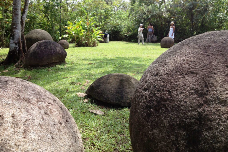 The Mystery of Diquis Spheres in Costa Rica