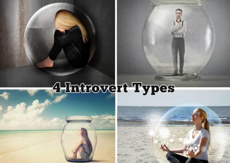 4 Types of Introverts: Which One Are You? (Free Test)