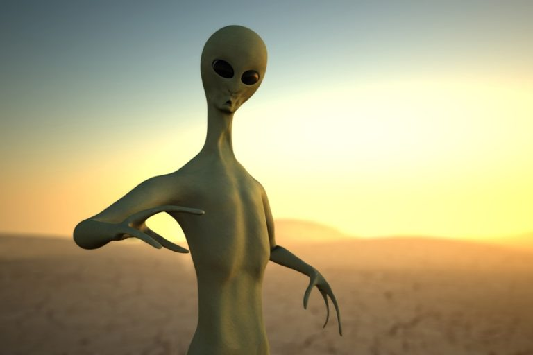 Cambridge Professor Says Aliens Would Probably Look Much Like Humans