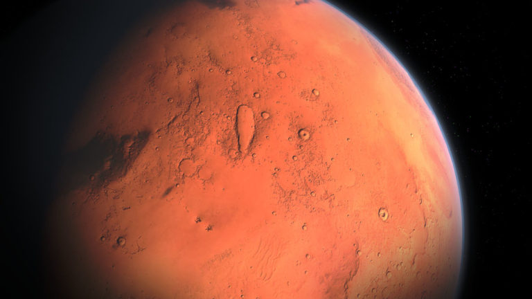 NASA Finds Liquid Water on Mars: Is the Discovery of Life on the Red Planet Upon Us?