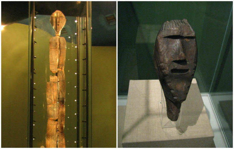 Shigir Idol: This 10,000-Year-Old Wooden Statue Is the Oldest in History