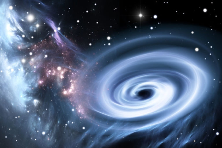 Can Our Universe Be a 5D Black Hole?