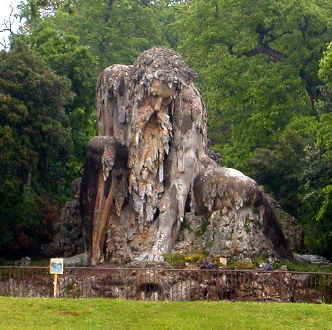 Appennine Colossus: This Giant Renaissance Sculpture in Italy Has Secret Rooms Inside