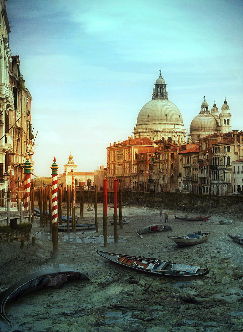 future look of the world venice