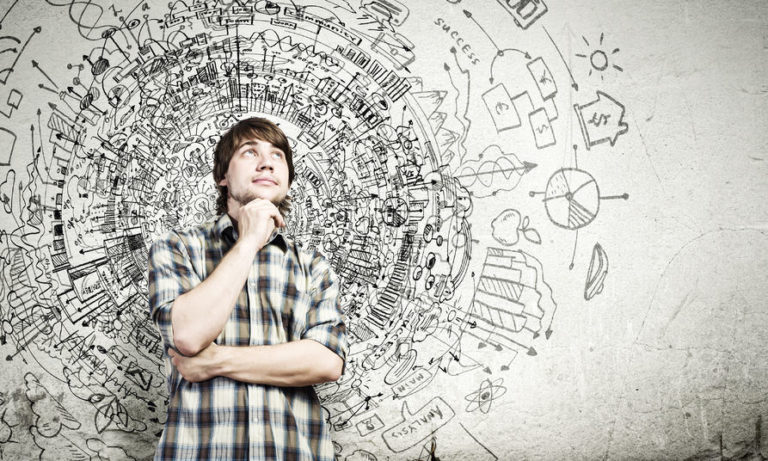 Are You an Overthinking Worrier? It May Mean You're a Creative Genius!