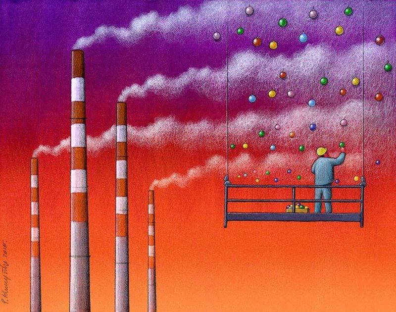 Pawel Kuczynski pollution