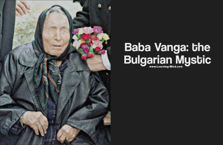 Baba Vanga: the Bulgarian Mystic Who Predicted Many World Events