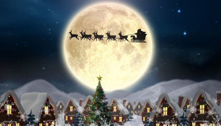 This Christmas We Will Have a Full Moon First Time in 38 Years