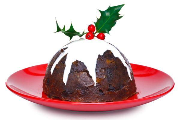 christmas traditions pudding