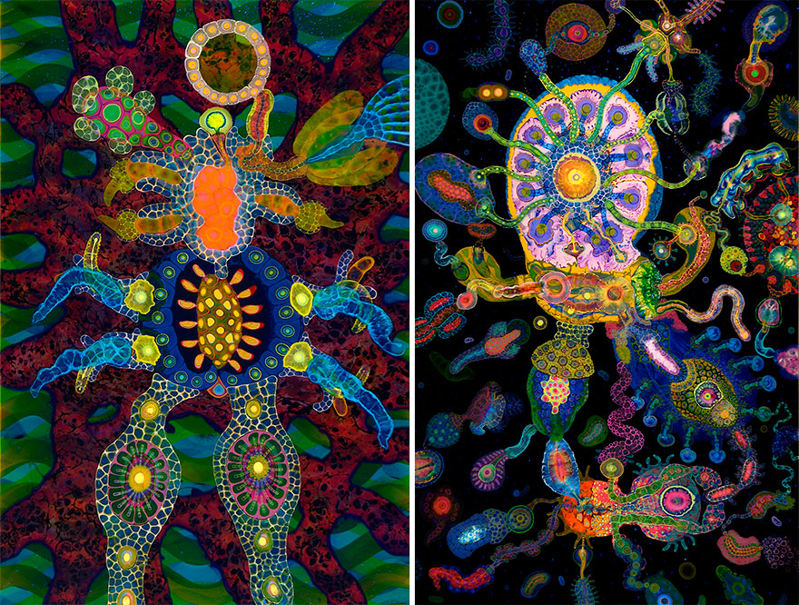 psychedelic artworks bruce riley5
