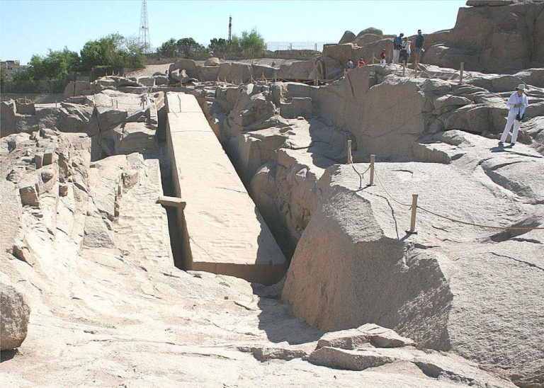 The Unfinished Obelisk and the Mysteries of Ancient Egypt